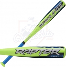 2020 Rawlings Raptor Youth USA Tee Ball Bat -12oz TBZR12