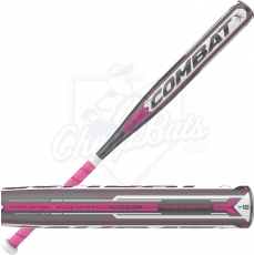 CLOSEOUT 2016 Combat Madison Shipman Single-Wall Fastpitch Softball Bat -12oz TCSFP212