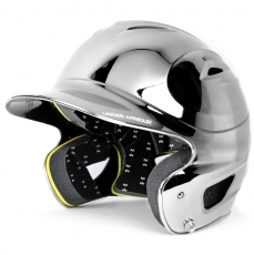 Under Armour UABH110 Youth Batting Helmet Chrome