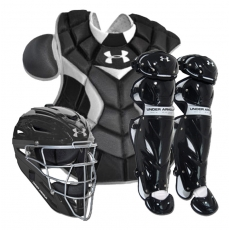 Under Armour Junior Baseball Catcher's Gear Kit UACK-JR (Ages 9-12)