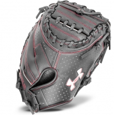 "CLOSEOUT Under Armour Framer Baseball Youth Catcher's Mitt 31.5"" UACM-100Y"
