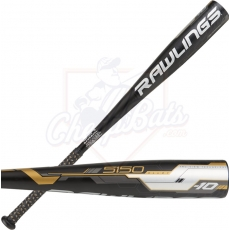 2018 Rawlings 5150 Youth USA Baseball Bat -10oz US8510