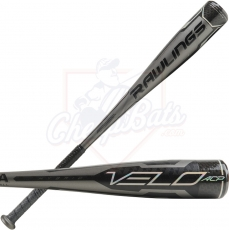 2020 Rawlings Velo ACP Youth USA Baseball Bat -10oz USZV10