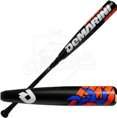 CLOSEOUT 2016 DeMarini Voodoo Raw Youth Big Barrel Baseball Bat -5oz WTDXVD5-16