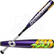 2016 DeMarini Voodoo Raw Youth Big Barrel Baseball Bat -9oz WTDXVDR-16