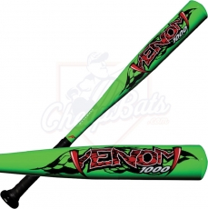 Franklin Venom 1000 Youth USA Tee Ball Bat -10oz 24501/24502/24503