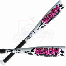 Franklin Venom 1200 Youth USA Tee Ball Bat -12oz 24515/24516/24517