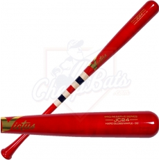 CLOSEOUT Victus JC24 Pro Reserve Limited Edition Maple Wood Baseball Bat VRWMJC24-RD
