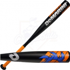 2016 DeMarini Voodoo Raw Tee Ball Bat -12oz WTDXVTT-16