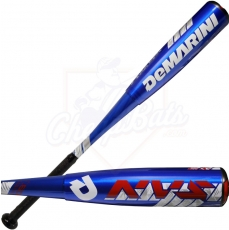 "2016 DeMarini NVS Vexxum Junior Big Barrel Baseball Bat 2 3/4"" -10.5oz WTDXVXY-16"