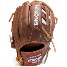 "Nokona Walnut Baseball Glove 11.75"" W-1175H"