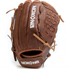 "Nokona Walnut Fastpitch Softball Glove 12.5"" W-V1250C"