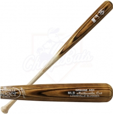 CLOSEOUT Louisville Slugger MLB Authentic Cut Ash Wood Baseball Bat WBCAMLB-FG