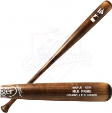 CLOSEOUT Louisville Slugger MLB Prime C271 Maple Wood Baseball Bat WBVM271-FL