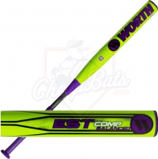 CLOSEOUT 2017 Worth EST Comp Slowpitch Softball Bat Balanced ASA WESTBA