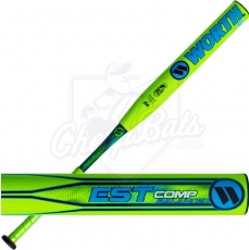 CLOSEOUT 2017 Worth EST Comp Slowpitch Softball Bat Balanced USSSA WESTBU