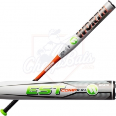 CLOSEOUT 2020 Worth EST Comp XXL Slowpitch Softball Bat End Loaded USSSA WEXXLU