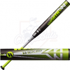 CLOSEOUT 2019 Worth Wicked XXL Andy Purcell Slowpitch Softball Bat End Loaded USSSA WKAPXU