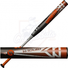 CLOSEOUT 2019 Worth Wicked XL Ryan Harvey Slowpitch Softball Bat End Loaded USSSA WKRHMU