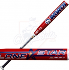 2019 Worth Lone Star XL Slowpitch Softball Bat Reload USSSA WLNSTU