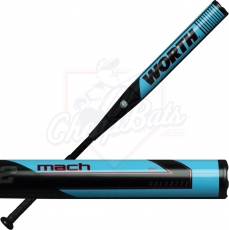 CLOSEOUT 2020 Worth Mach 1 Boss 302 Slowpitch Softball Bat Balanced ASA WM20BA