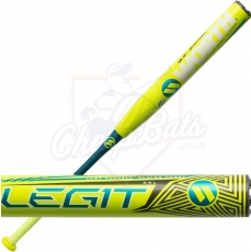 2018 Worth Legit XXL Andy Purcell Slowpitch Softball Bat End Loaded USSSA WPURCU