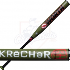 CLOSEOUT 2020 Worth Krecher XL Slowpitch Softball Bat End Loaded ASA WRH20A