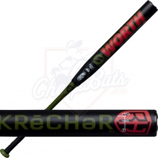 2020 Worth Krecher XL Slowpitch Softball Bat End Loaded USSSA WRH20U