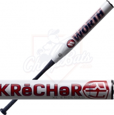 2021 Worth Krecher XL Slowpitch Softball Bat End Loaded ASA USA WRH21A