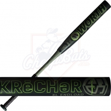 2021 Worth Krecher XL Slowpitch Softball Bat End Loaded USSSA WSS21U