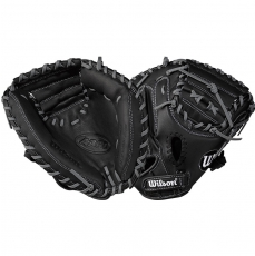 "CLOSEOUT Wilson A360 Youth Baseball Catcher's Mitt 32.5"" WTA03RB17CM325"