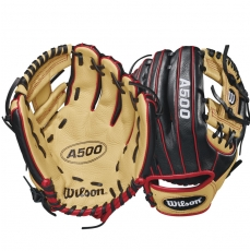 "CLOSEOUT Wilson A500 Baseball Glove 11"" WTA05RB1811"