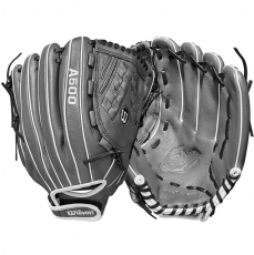 "Wilson A500 Siren Fastpitch Softball Glove 12.5"" WTA05RF18125"