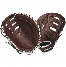 "Wilson A900 Baseball First Base Mitt 12"" WTA09RB18BM12"