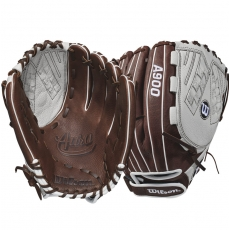 "Wilson A900 Aura Fastpitch Softball Glove 12.5"" WTA09RF18125"