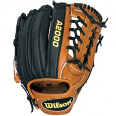 CLOSEOUT Wilson A2000 Super Skin Baseball Glove 1782-SS 11.5""