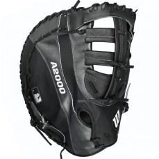 "Wilson A2000 SuperSkin First Base Mitt 12.25"" WTA20RB151613SS"