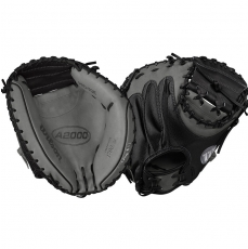 "Wilson A2000 SuperSkin Baseball Catcher's Mitt 34"" WTA20RB171790SS"