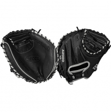 "Wilson A2000 SuperSkin Baseball Catcher's Mitt 33.5"" WTA20RB17M1SS"