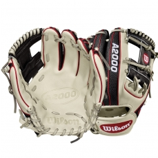 "Wilson A2000 SuperSkin 1786 Baseball Glove 11.5"" WTA20RB181786SS"