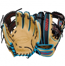 "Wilson A2000 SuperSkin DP15 Baseball Glove 11.5"" WTA20RB18DP15SS"