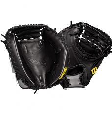 "Wilson A2000 SuperSkin M2 Baseball Catcher's Mitt 33.5"" WTA20RB18M2SS"