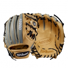 "Wilson A2000 1788 SuperSkin Baseball Glove 11.25"" WTA20RB191788SS"