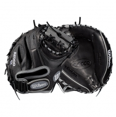 "Wilson A2000 1790 SuperSkin Baseball Catcher's Mitt 34"" WTA20RB191790SS"