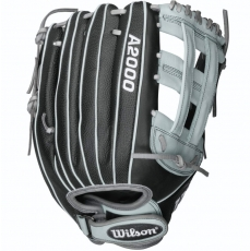 "CLOSEOUT Wilson A2000 SuperSkin Fastpitch Softball Glove 12.75"" WTA20RF151275SS"