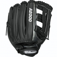 "CLOSEOUT Wilson A2000 SuperSkin Fastpitch Softball Glove 12"" WTA20RF15IF12SS"