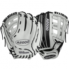 "CLOSEOUT Wilson A2000 SuperSkin Fastpitch Softball Glove 12"" WTA20RF17IF12SS"