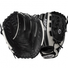 "CLOSEOUT Wilson A2000 SuperSkin Fastpitch Softball Glove 12.5"" WTA20RF17V125SS"