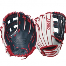 "Wilson A2000 SuperSkin Sierra Romero Fastpitch Softball Glove 12"" WTA20RF18SR32GM"
