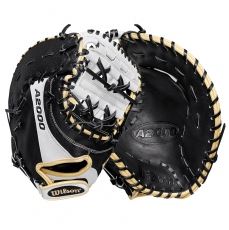 Wilson A2000 SuperSkin Fastpitch Softball First Base Mitt 12